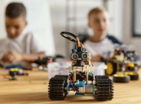 Конструирование роботов: когда начинать ребенку?