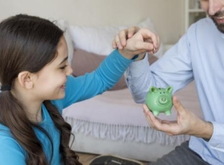 Как научить детей финансовой грамотности