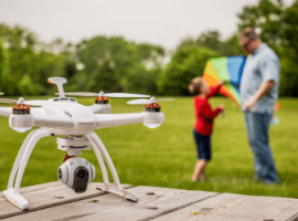 Квадрокоптер для детей – возможность для нового знания