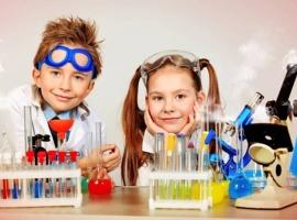 Наборы для экспериментов и творчества