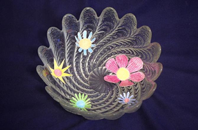 Что «оживляет» искусственные цветы? Почему лепестки двигаются?