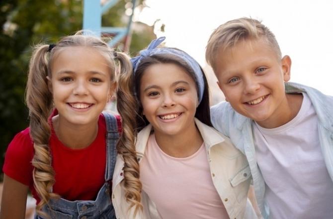 Инклюзивное поведение: расширяем круг общения ребенка