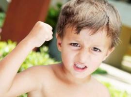 Физическая агрессия детей: советы родителям