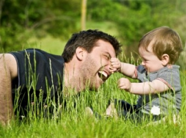 Значение совместного веселья с ребенком