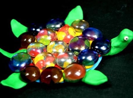 Пластилиновая мозаика: три идеи для игры
