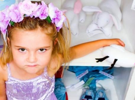Как реагировать на детские манипуляции