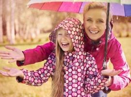 Чем заняться с ребенком в дождливый день