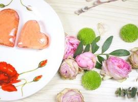Печенье ко дню святого Валентина: готовим вместе