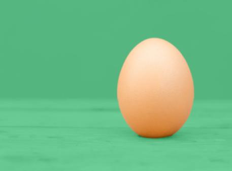 Вальсирующее яйцо - эксперимент для детей