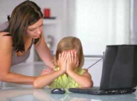 Как защитить детей от кибернасилия