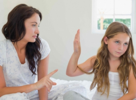 Как родителям перестать говорить «нет»