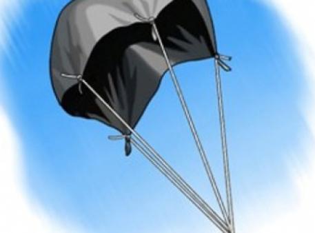 Изготавливаем парашют своими руками