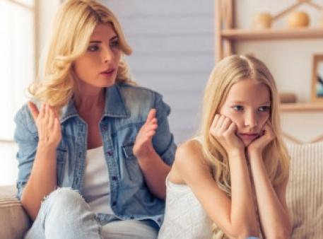 Ошибки родителей, основанные на страхе