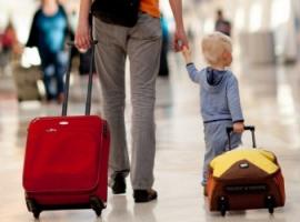 Усовершенствован порядок выезда детей за границу