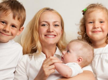 Третий ребенок в семье: особенности характера