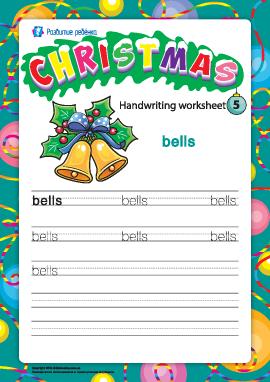 Рождественский словарик: bells