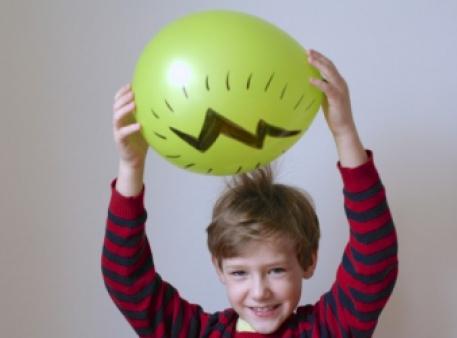 Статическое электричество и воздушные шары