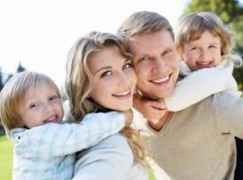 Как стать мирными и спокойными родителями