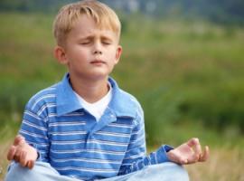 Техники расслабления для детей
