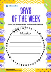 Напиши правильно названия месяцев года | Обучение буквам, Обучение ... | 198x140