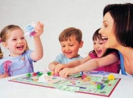 Секреты выбора детских настольных игр