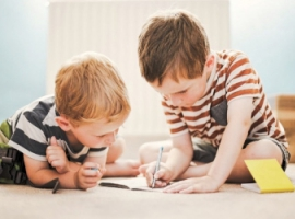 10 интересных кроссвордов для детей в рисунках