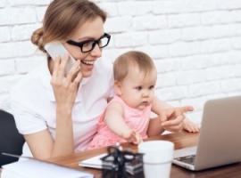Как работать удаленно, если в доме есть дети