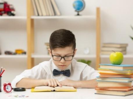 Развиваем интерес ребенка к чтению книг