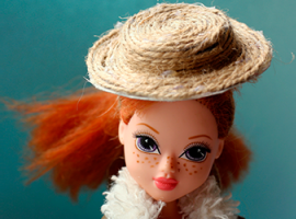 Создадим игрушечную шляпу за 5 минут