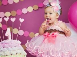 Показатели развития ребенка в 1 год