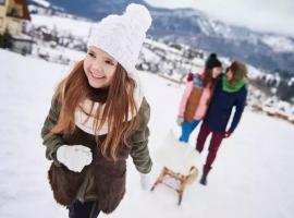 6 способов разнообразить зимние каникулы ребенка